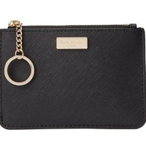 Kate Spade Laurel Way Bitsy Leather Wallet - Black